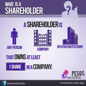 What is a shareholder-infographic