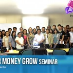 Make your money grow seminar at PSSC