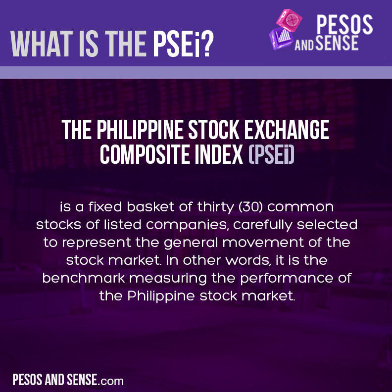 PSEi meaning
