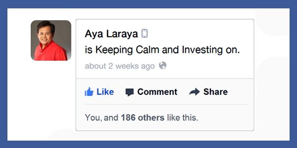 Aya Laraya on Facebook