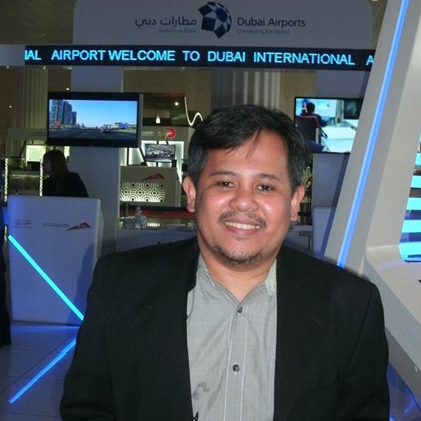 Aya's Arrival in Dubai