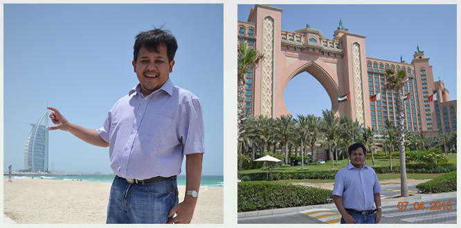 Aya Laraya in Dubai