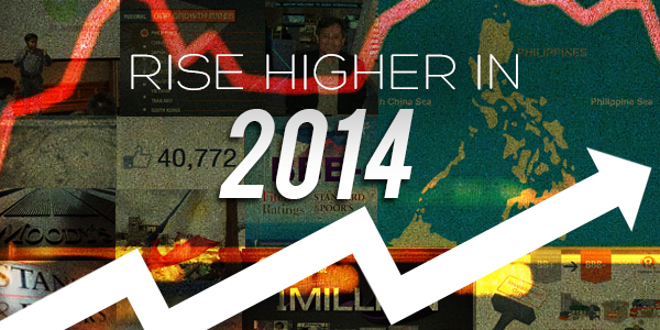 Rise higher in 2014