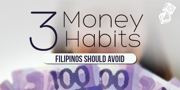3 money habits