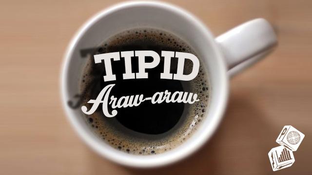 Tipid Araw Araw