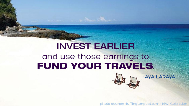 Travel o invest